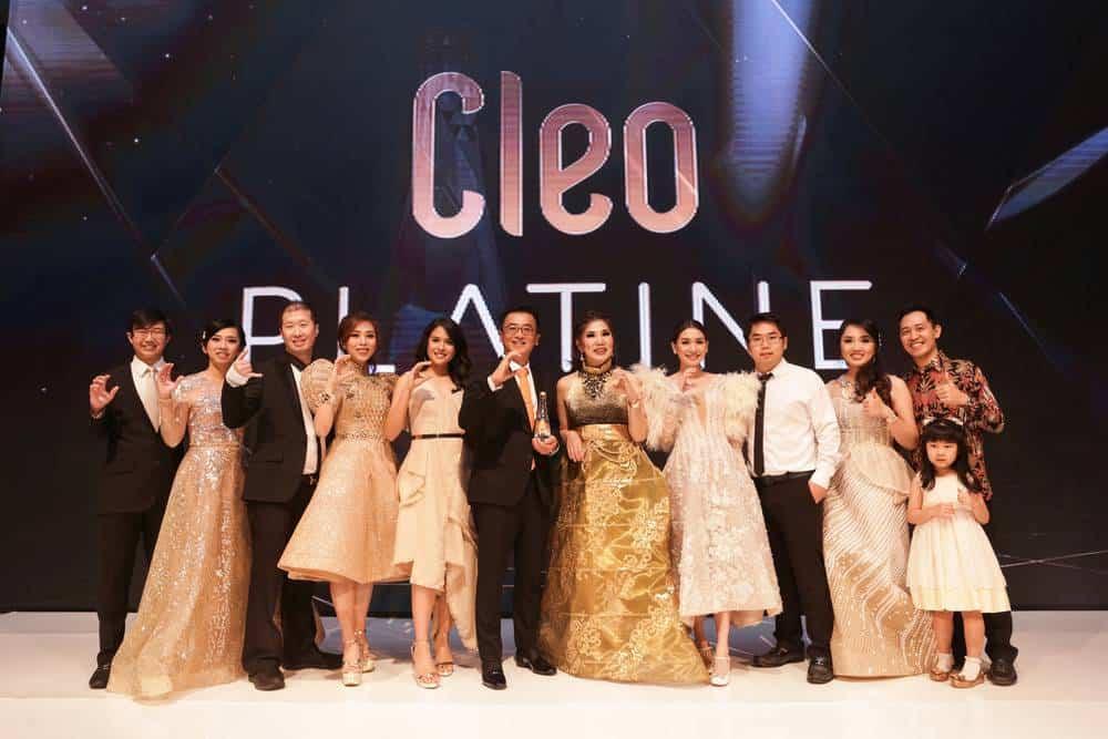 Grand Launching Cleo Platine