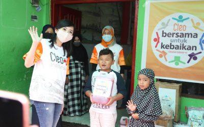 Bantuan Sosial Bahan Pokok untuk Panti Asuhan Amanah