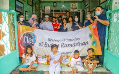 Berbagi Kemurnian Di Bulan Ramadhan Bersama Panti Asuhan Al Mu'min Surabaya